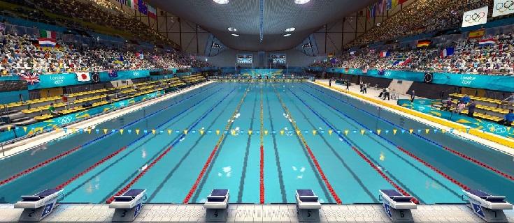 Las piscinas ol mpicas for Piscina 50 m