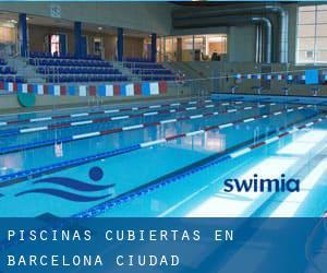 Piscinas cubiertas en barcelona ciudad barcelona for Piscinas gratis barcelona